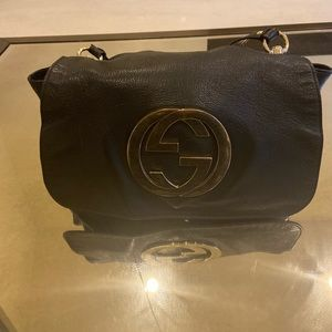 Authentic vintage Gucci handbag